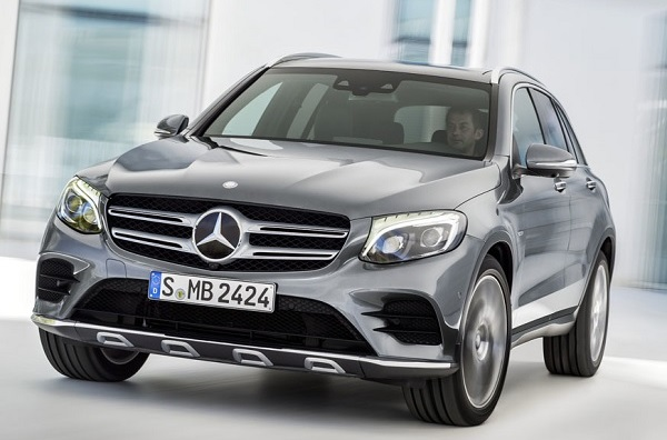 Mercedes Benz GLC 350e 4Matic Plug-in Hybrid