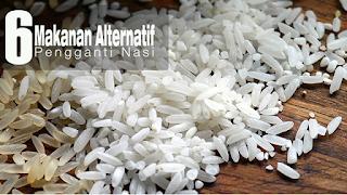 makanan alternatif orang indonesia yang mengenyakan