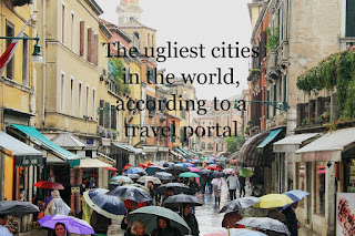 The ugliest cities in the world, according to a travel portal