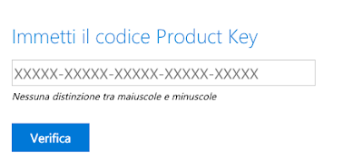 product key windows 7