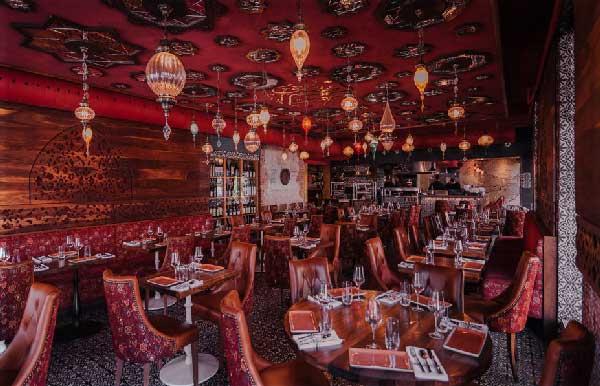 مطاعم عربية في كندا
