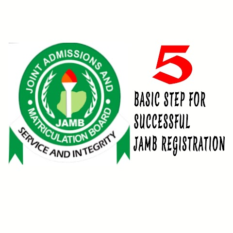 5 BASIC STEPS FOR A SUCCESSFUL JAMB 2021 REGISTRATION ( DAY 1 )