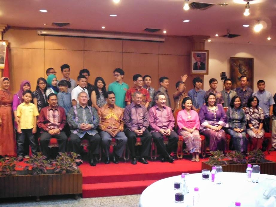 Acara di Kedutaan Besar