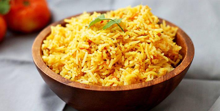 टोमॅटो भात - पाककला | Tomato Rice - Recipe