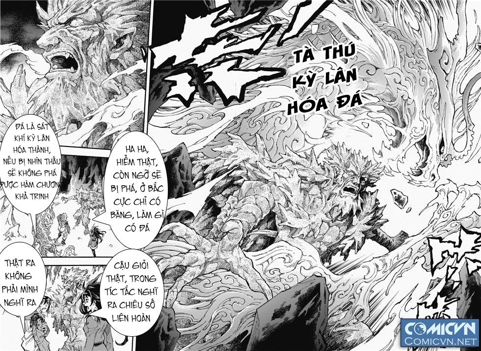 Huyền Hạo Chiến Kí chap 75 - Trang 10