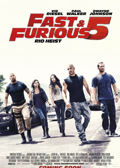 Fast Five (2011) Hindi Dubbed Full Movie Download Free