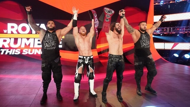 WWE RAW Results 20 January 2020