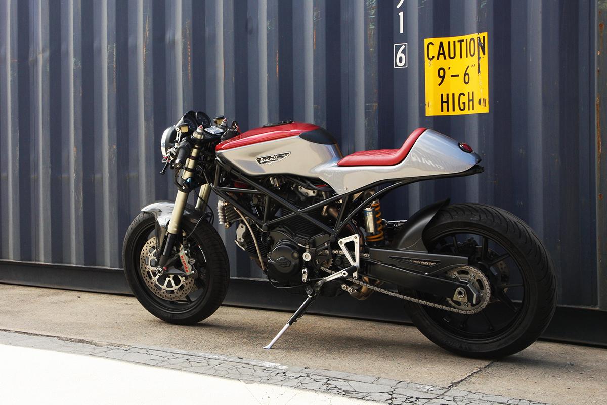 Ducati St Cafe Racer