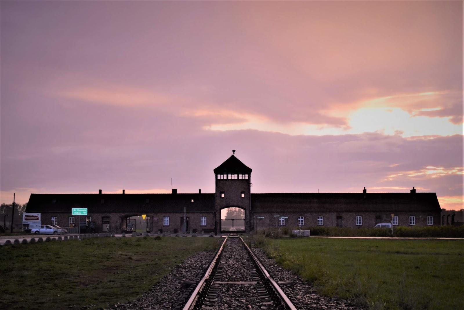 Aušvicas koncentrācijas nometne Polija