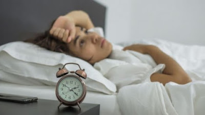 Kenapa Kamu Sulit Tidur? Ini Penyebabnya