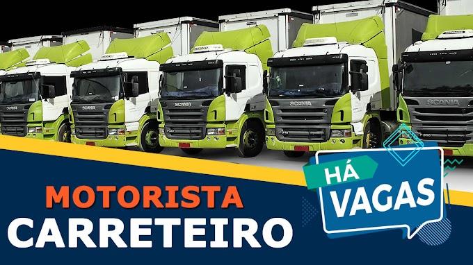 Transportadora Itatibense abre vagas para Motorista Carreteiro