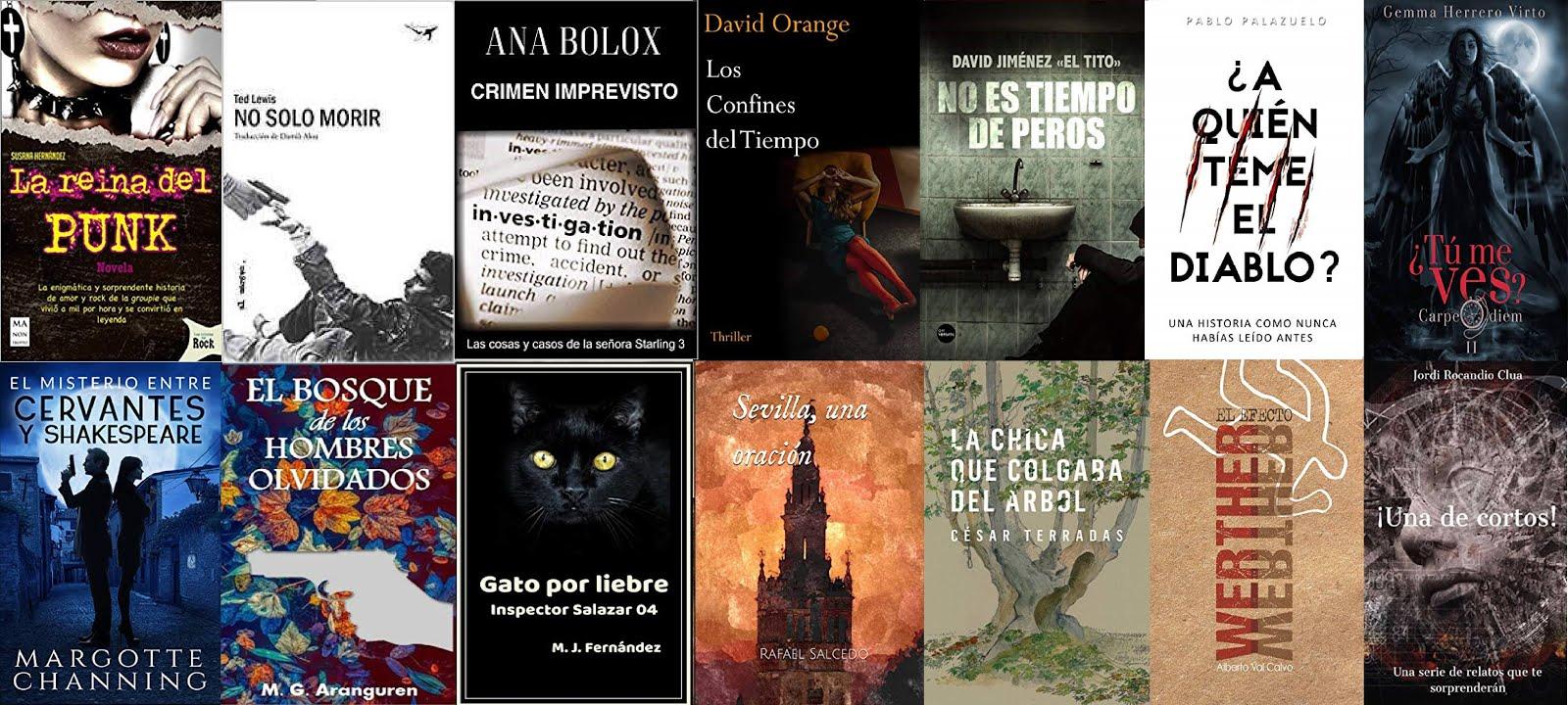 Hace más de un mes desde mi última publicación de novedades y no he querido  dejar que se acabe el año sin hacer un repaso a los lanzamientos literarios  más ...