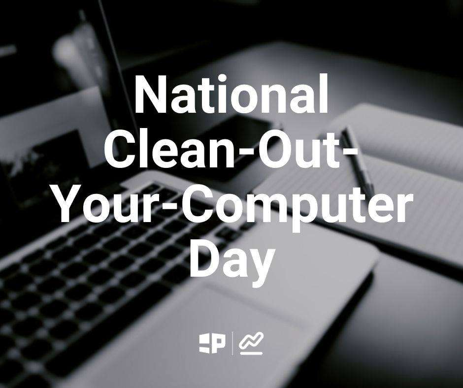 National Clean Out Your Computer Day Wishes Sweet Images