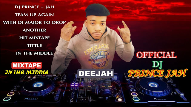 Official DJ PRINCE-J drop new hit trending mixtape title in the middle lockdown mixtape mp3