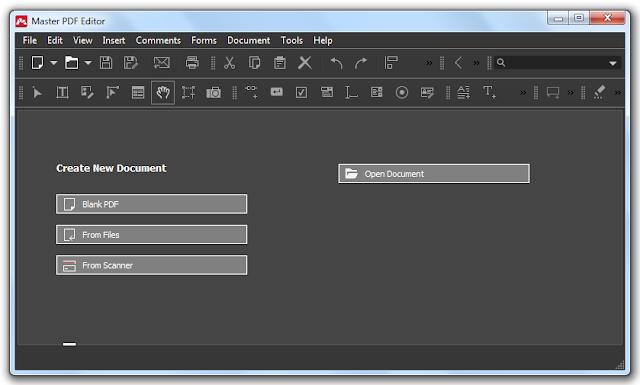 Screenshot Master PDF Editor 5.4.38 Full Version