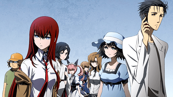 Review Anime Steins;Gate