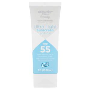 Kem Chống Nắng Equate Ultra Light Sunscreen SPF 55 Hàng Xách Tay Mỹ