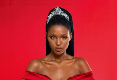 La primera Miss Israel de raza negra