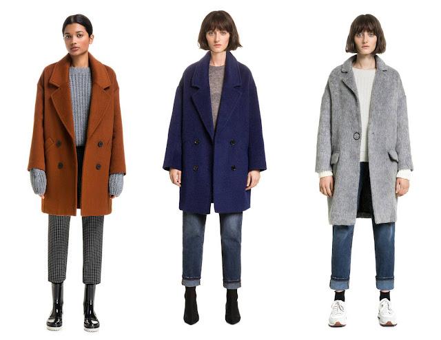 Modelos com casacos da bimba y lola