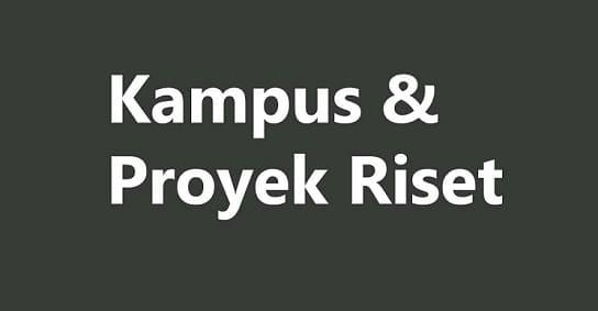 Prof Sangkot Marzuki, Berbagi Pengalaman tentang Dunia Kampus dan Proyek Riset