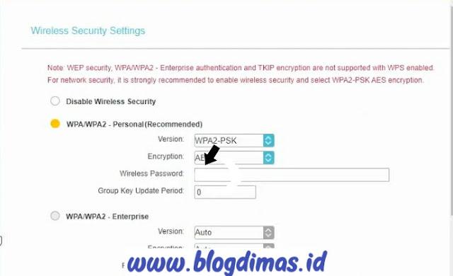 Cara Mengetahui Password WIFI TP-Link Dengan Mudah