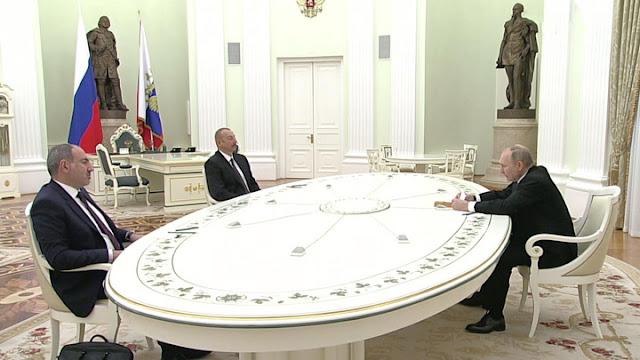 Putin Paşinyandan tələb etmişdir ki, Qərb agentlərini ölkədən qovsun