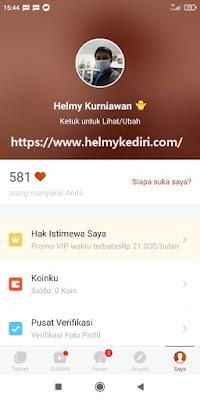 Aplikasi pencari pacar