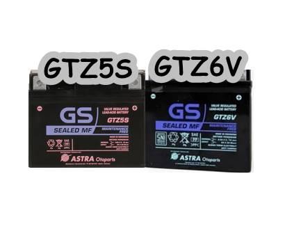 6 Perbedaan Aki Gtz6v dan Gtz5s, Awas Jangan Salah Beli !!!