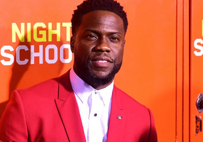 Code comedian, actor Kevin Hart was hospitalized after a car accident