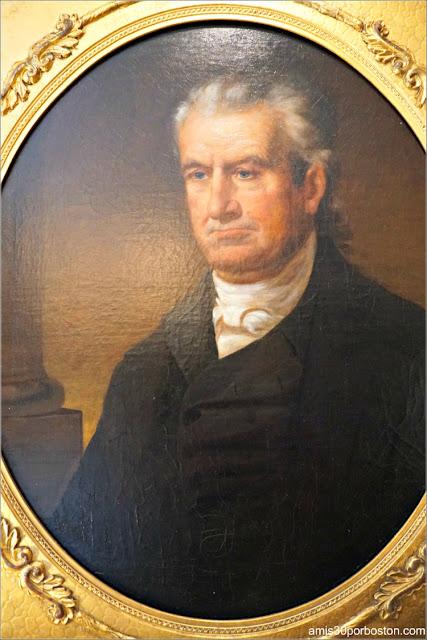 Lyman Beecher, Padre de Harriet Elisabeth Beecher Stowe