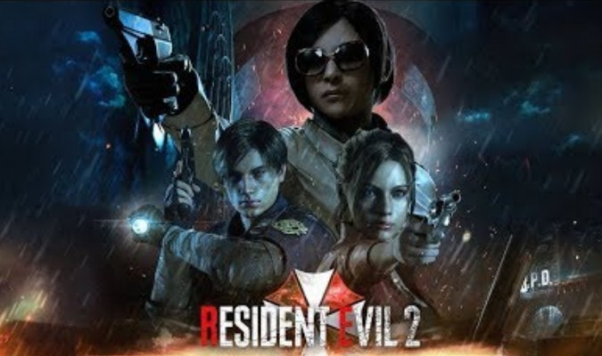 Game PS4 Terbaik Wajib Kamu Coba - Resident Evil 2
