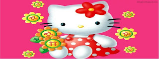 Sampul Facebook Hello Kitty Terbaru
