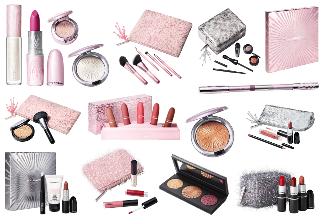 MAC Christmas 2020 Gift Sets (+ Advent Calendar) | Frosted Firework Collection