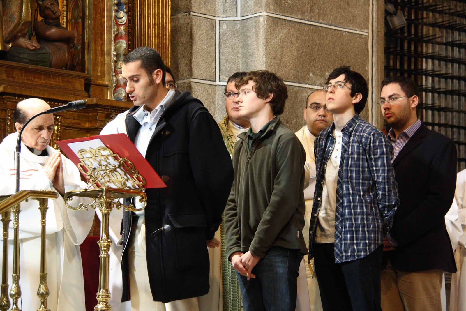 Formación Pastoral Para Laicos La Santa Misa Liturgia De La Palabra Credo Y Oración Universal