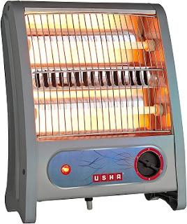Halogen Type Room Heaters Usha Room heater