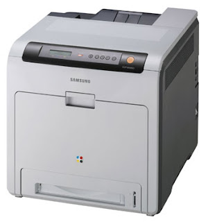 ND is to a greater extent than suitable for occupation organisation exercise due to its size of  Samsung CLP-610ND Driver Download