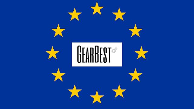 Produtos em excelente promoção nos Armazéns Europeus da Gearbest