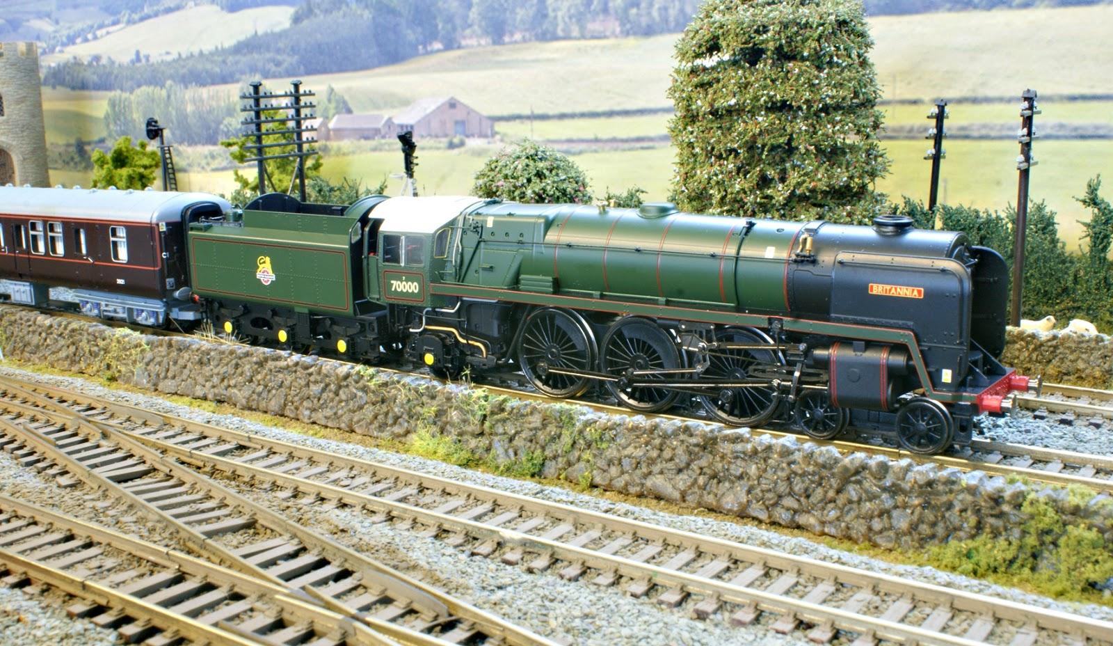Lakeland Railway: Royal Britannia