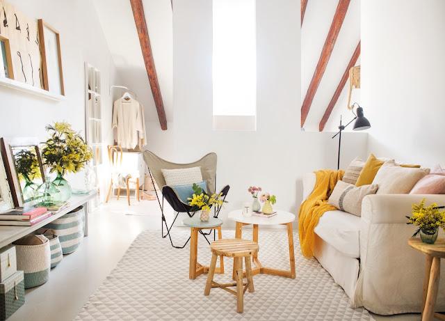 [Home Tour] Mini Apartamento en Malasaña