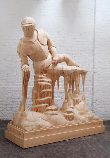 Wood Carving Sculpture
