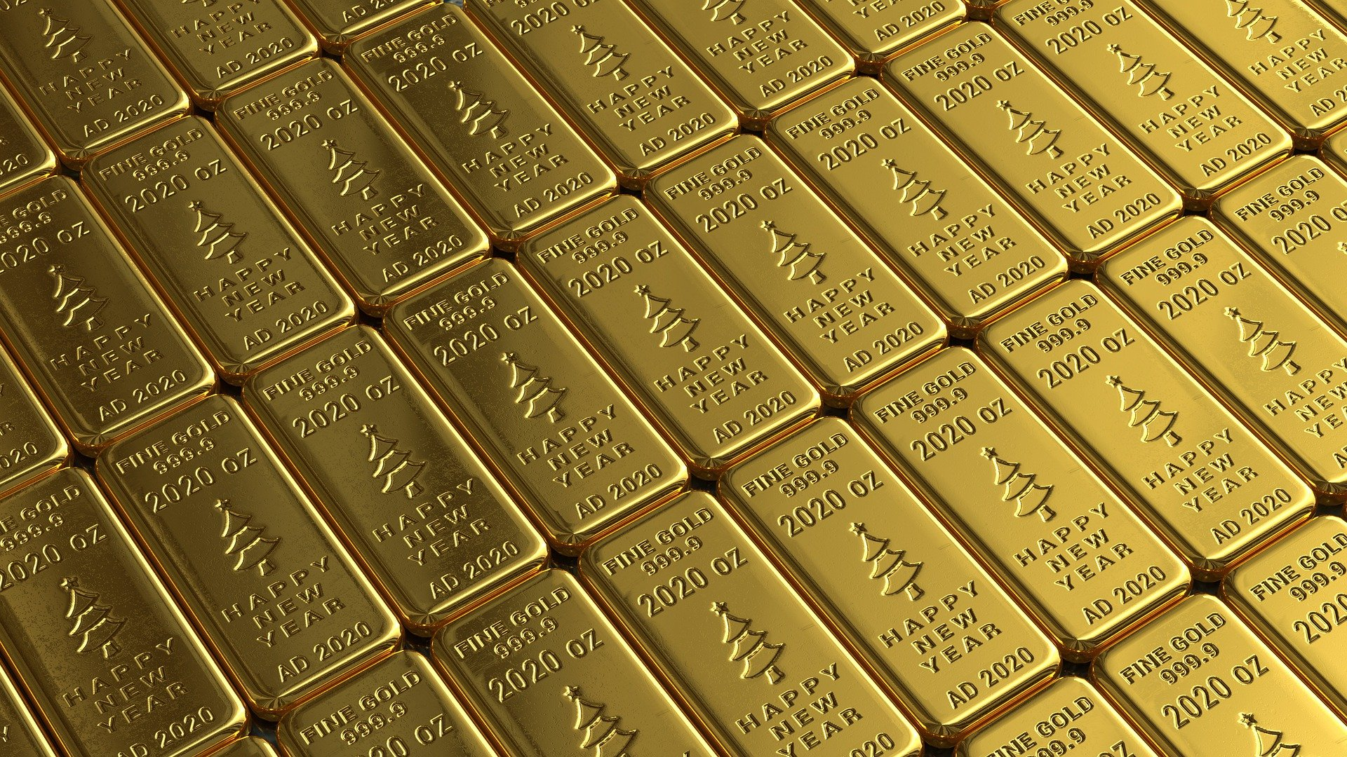 CBUAE sells gold for first time in three years