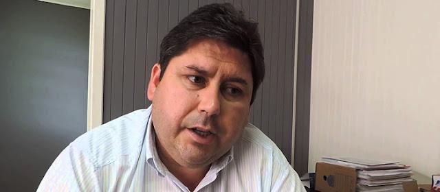 Triste notícia para o ex-prefeito de Mato Rico... O bloqueio de 30% do salário não tem escape!!