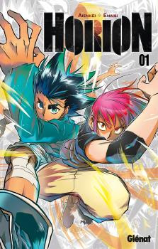 Manga: Letrablanka licencia Horion, el shonen francés de Aienkei