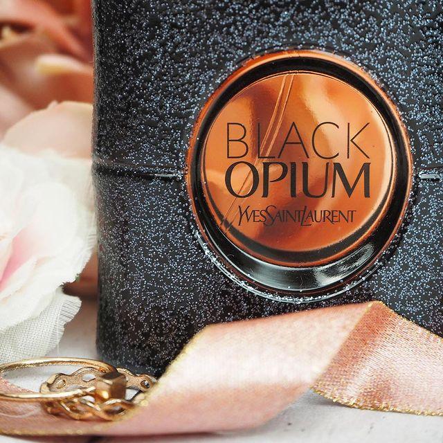 YSL Black Opium Lovelaughslipstick Blog