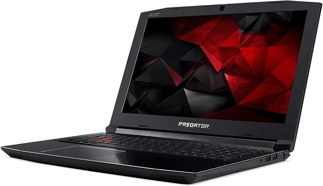 Acer Predator Helios 300 NH.Q3FEB.012: análisis