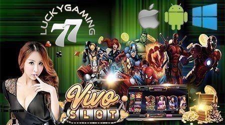 Daftar Slot Ovo Vivoslot Situs Game Slot Online Terbaru