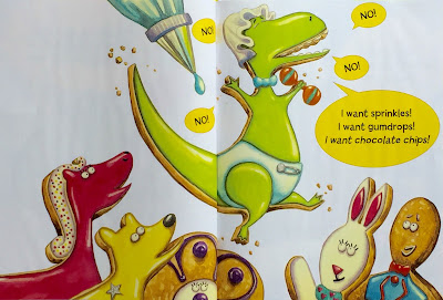 Cookiesaurus Rex Review