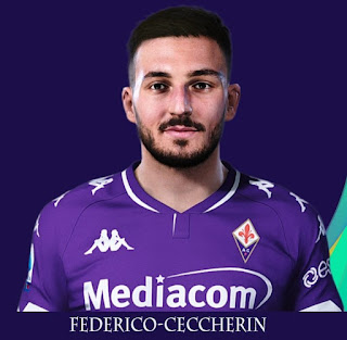 PES 2021 Faces  Federico Ceccherin by Rachmad ABs