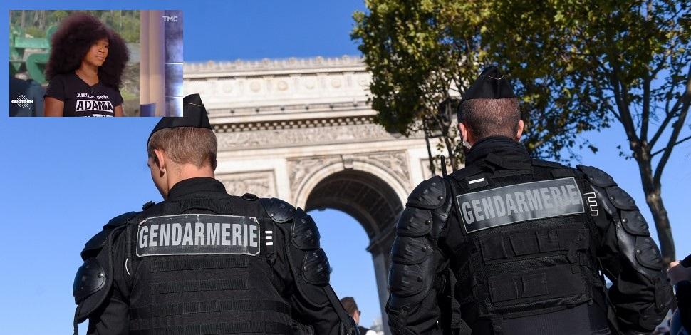 Les trois gendarmes condamnés à verser 2000 euros à Assa Traoré vont faire appel, leurs avocats dénoncent un double discours