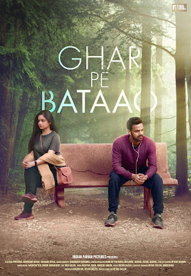 Ghar Pe Bataao (2021) Hindi 720p HDRip ESub x265 HEVC 360Mb